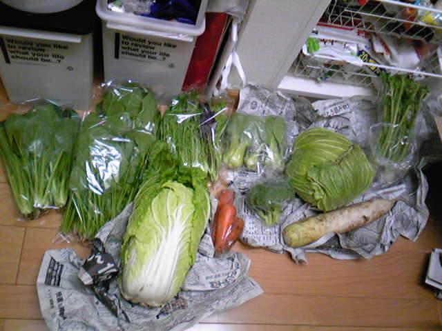 古屋農園の野菜(Jizai)