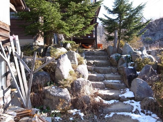危険な階段(Jizai)