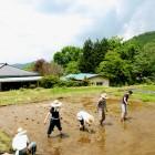 Jizai 田植え